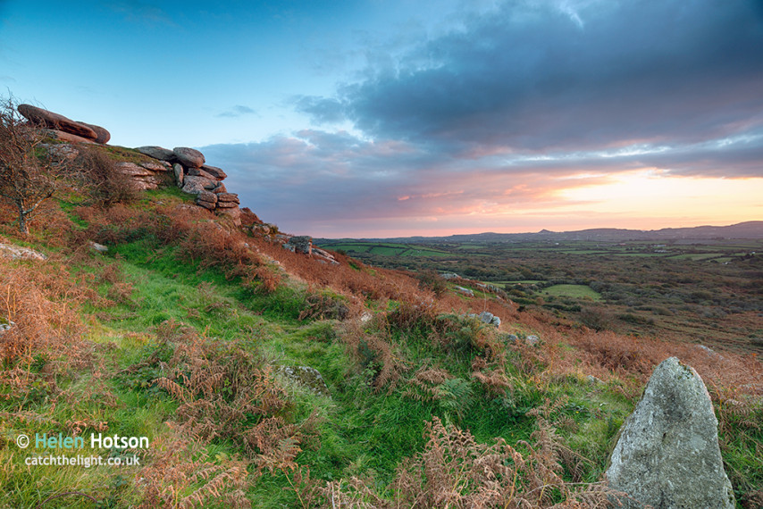Helman-Tor-Sunset-October-011