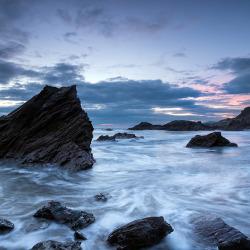 Cornwall Coast at Whitsand Bay