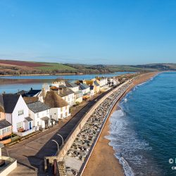 Torcross in Devon